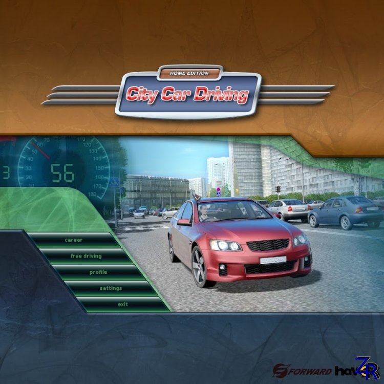 City Car Driving v1.5.2 (2016) [PC] Repack