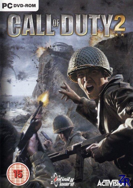 Call of Duty 2 (2005) [Лицензия]